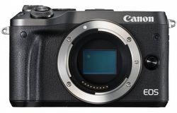 cumpără Aparat foto mirrorless Canon EOS M6 Body Silver (1725C044) în Chișinău