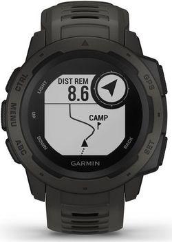 Смарт-часы Garmin Instinct Graphite