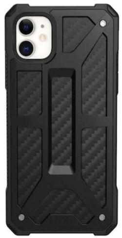 cumpără Husă pentru smartphone UAG iPhone 11 Monarch Carbon Fiber 111711114242 în Chișinău