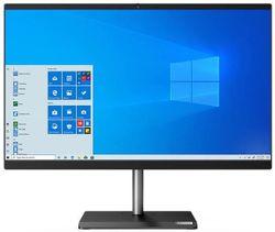cumpără Monobloc PC Lenovo IdeaCentre AIO V30a-24IML Black (27774) în Chișinău
