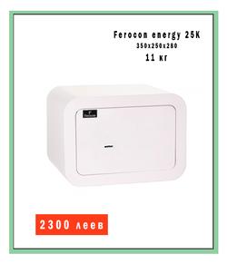 Ferocon Energy 25 K
