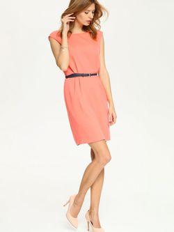 Платье TOP SECRET Коралловый ssu1481