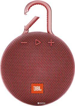 купить Колонка портативная Bluetooth JBL Clip 3 Red в Кишинёве