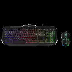 Клавиатура + мышь SVEN GS-9100, Black
