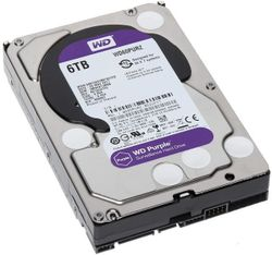 6.0TB-SATA- 64MB Western Digital