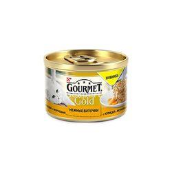 Gourmet Gold  с курицей и морковью 85 gr