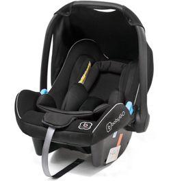 Автокресло BabyGo Traveller Xp Black (0-13 кг)
