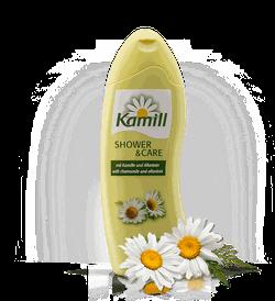 Kamill «Мягкая ромашка», Гель для душа, 250 мл