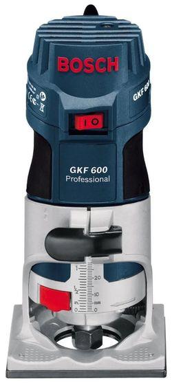 купить Фрезер Bosch GKF 600 060160A100 в Кишинёве