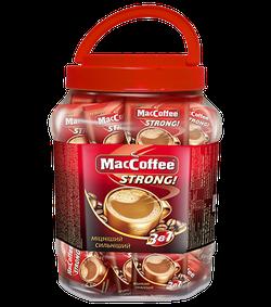 MacCoffee 3in1 Strong (50p, borcan)