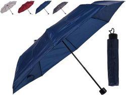 Зонт складной одноцветный D105cm, 4 цвета