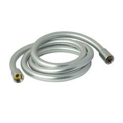 Душевой шланг P4S - Силикон ,Серый 150 см