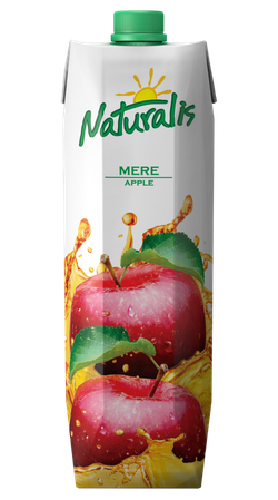 Naturalis нектар красное яблоко 1 Л