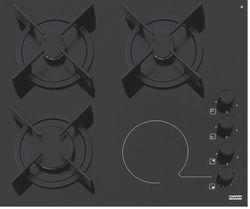 купить Встраиваемая поверхность комбинированная Franke FHX 604 3G 1C BK C в Кишинёве