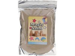 Песок декоративный натуральный 1кг