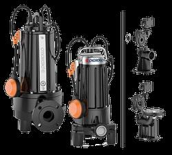 Pompa electrică fecală de drenaj cu un polizor Pedrollo TRITUS TR1.1