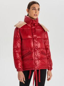 Куртка CROPP Красный