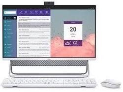 Dell AIO Inspiron 5400 (23,8 дюйма, FHD WVA, Core i5-1135G7, 2,4–4,2 ГГц, без сенсорного экрана, 8 ГБ, 256 ГБ + 1 ТБ, W10Pro)