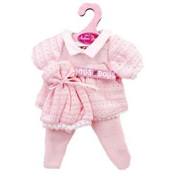 Комплект одежды для кукол  26см код 0126