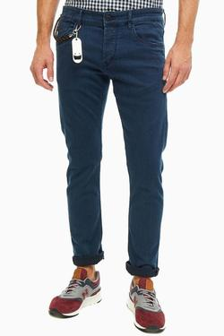 Pantaloni Tom Tailor Albastru tom tailor 1013748