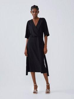 Платье ZARA Чёрный 7901/855/800