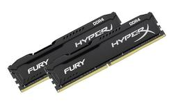 16GB DDR4-2666MHz  Kingston HyperX FURY (Kit of 2x8GB)