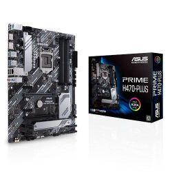 MB S1200 Asus PRIME H470-PLUS  ATX
