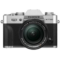cumpără Aparat foto mirrorless FujiFilm X-T30 silver/XF18-55mm Kit în Chișinău