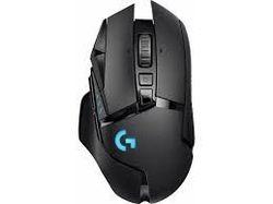 Игровая мышь Logitech G502 Hero, Optical, 100-16000 dpi, 11 кнопок, RGB, Adjj.