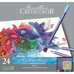 Набор карандашей акварельных, 24 цв. Cretacolor Marino