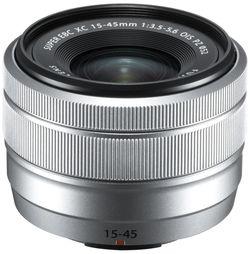 купить Объектив FujiFilm Fujinon XC15-45mmF3.5-5.6 OIS PZ Silver в Кишинёве