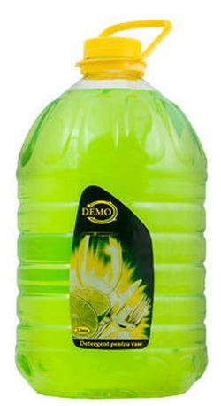 Detergent lichid p/u vesela cu glicerina Lime 5000 ml*