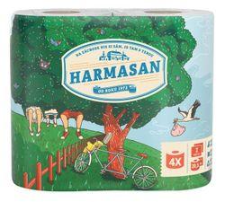 Hârtie igienică Harmasan 2 str. 20.5m*4