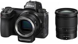 cumpără Aparat foto mirrorless Nikon Z 7II + 24-70 f4 + FTZ Adapter Kit în Chișinău