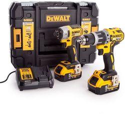 купить Набор инструментов DeWalt DCK266P3T (DCD796+DCF887) в Кишинёве