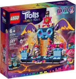 LEGO Trolls Концерт в городе Рок-на-Вулкане, арт. 41254