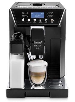 cumpără Automat de cafea DeLonghi ECAM46.860.B Eletta Cappuccino Evo în Chișinău