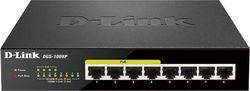 Switch D-link DGS-1008P/E1A