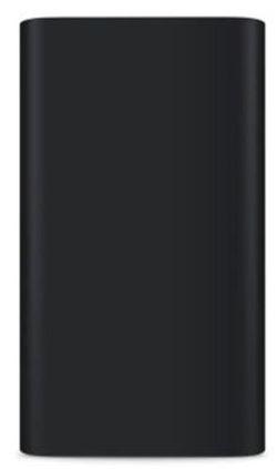 купить Чехол для смартфона Xiaomi Silicon for Xiaomi 5000mAh power bank black в Кишинёве