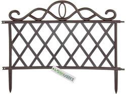 Gard decorativ pentru curte/gradina 48X36cm