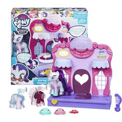 "The My Little Pony Game Set ""Rarity in Canterlot"", cod 41725"
