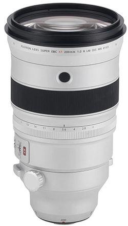купить Объектив FujiFilm XF200mm F2 R LM OIS WR 1.4xTC в Кишинёве
