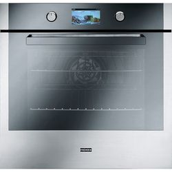 купить Встраиваемый духовой шкаф электрический Franke 116.0374.302 CR 982 M XS M DCT TFT Inox/Mirror в Кишинёве