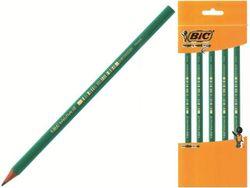 Набор карандашей простых 5шт BIC ECO Evolution