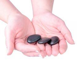 Лавовые камни (3 шт.) inSPORTline River Stone 11193