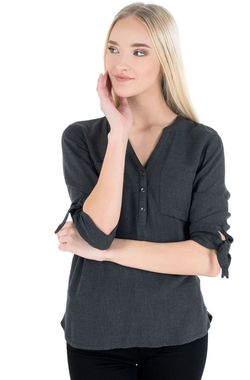 Блуза TOM TAILOR Серый 1021093 tom tailor