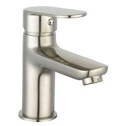 LASKA cмеситель для умывальника, сатин, 35 мм (ванная комната)