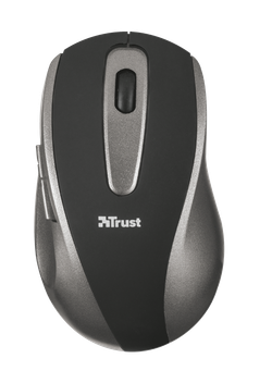 Wireless Mouse Trust EasyClick, Black