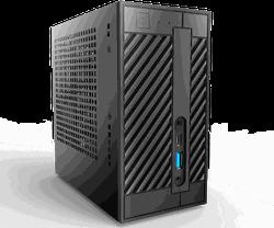 Mini PC ASRock DESKMINI 310/B/BB, Intel Socket 1151-v2 (9th/8th Gen), Black