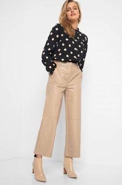 Pantaloni ORSAY Bej 353078 orsay